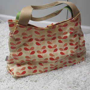 Orla Kiely petals shoulder bag